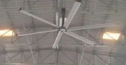 Industrial HVLS BLDC Fan