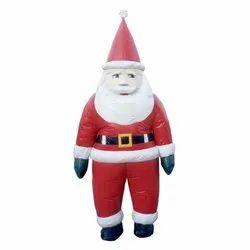 X Mas Inflatable Santa Kurohsu