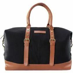 Fashion Leather Duffle Bag