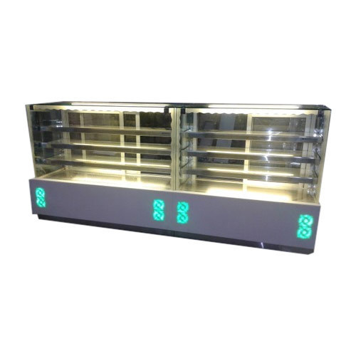 SS Double Display Counter