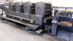 4 Color Used Offset Pres Machines