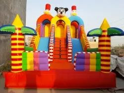Outdoor Kids Inflatable Slide