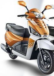 Gusto 125 Scooter
