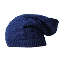 Woolen Blue Beanie Cap