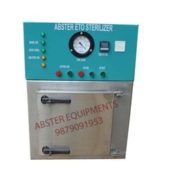 Ambica Boiler Table Top ETO Sterilizer, Size: 2 Cubic feet