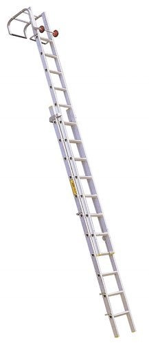 DJI Silver Aluminium Roof Top Ladder, For Commercial