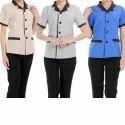Hotel Staff Cotton Uniform