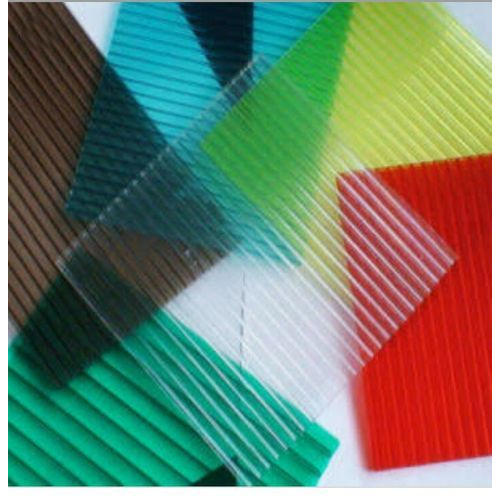 Coloured Polycarbonate Sheet at Rs 65 /square feet | Murlipura ...