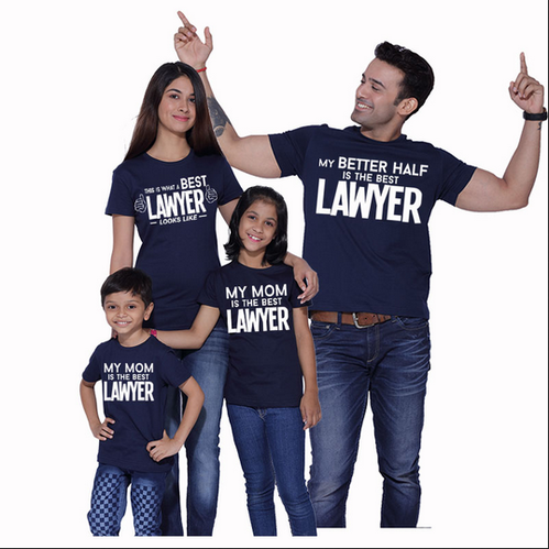 cb206f4e5d Matching Family Profession Based - The Best Blogger Matching Family T-Shirts  Ecommerce Shop / Online Business from Salem