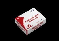 Adrenaline Acid Tartrate Injection 1.8mg