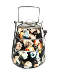 Pyramid Printed Lunch Box KI-SS-PYRD-004
