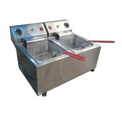 Deep Fat Fryer Double