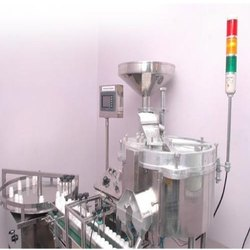 Fully Automatic Twin Head Tablet & Capsule Counting and Filling Machines