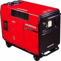 3 KW 3kva Diesel Generator Honda, Single Phase