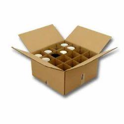 Crockery Corrugated Box