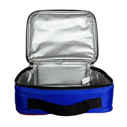 Blue Insulated Lunch Box Bag Rs 40