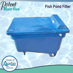 Austin Fish Pond Filter, for Industrial