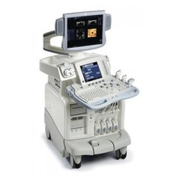 Advance Biomedic LCD Ultrasound Machine, Continuous Wave, Linear Array(MHz)