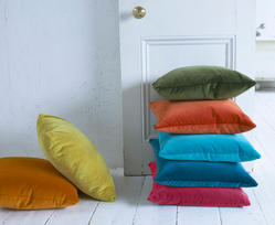 Micro Fill Pillow/ Cushion With Cotton Cover