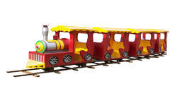 Amusement Park Train