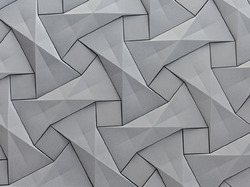 Grey FRP Wall Tiles, For Walls, Packaging Type: Box