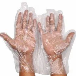 Disposable PE / HM Gloves