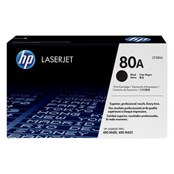 HP Cf280a Toner Cartridge (80A)