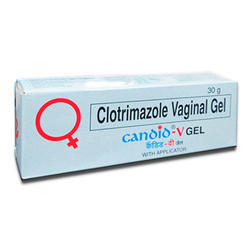 Candid Vaginal Gel ( Clotrimazole Vaginal Gel )