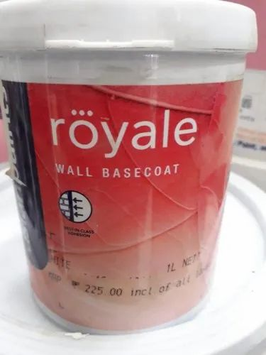 Liquid Anti Corrosive Royale Wall Base Coat Primer Packaging Size 1 Litre Rs 220 Litre Id 20504970762