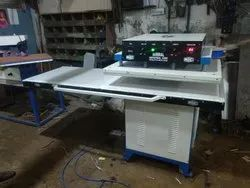 NIC Semi-Automatic Three Side Open Pneumatic Fusing or Sublimation Printing Machine, For Industrial