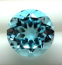 Sky Blue Topaz Gemstone