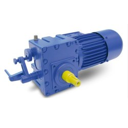 Single Phase Geared Motor, Voltage: 220 V