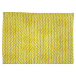 yellow kitchen mat