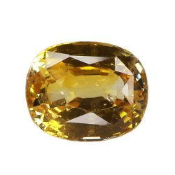 Eye Clean Ceylon Yellow Sapphire