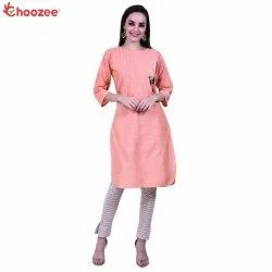 Gorgy Embroider Kurta with Trouser