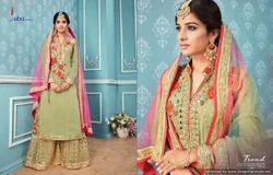 Sharara Heavy Suits