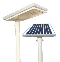 40W Premium Solar Street Light