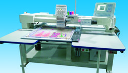 Supreme computerised embroidery