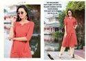 Rachna Cotton Satin Pattern Cut Catalog Kurti With Palazzo For Women 5