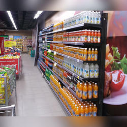 Supermarket Display Wall Unit For All Store Sizes