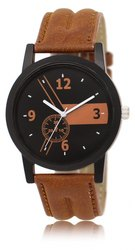 Men Analog Strap Watches, For Daily