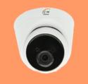 INDOOR IP CCTV CAMERA - IP - POE -  4 MP