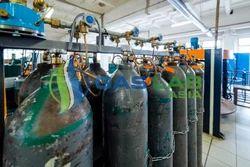 CO2 Cylinder Manifold System