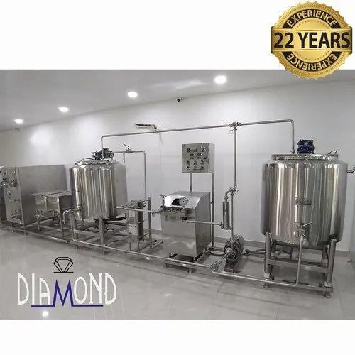 Ice Cream Plant 200 liter