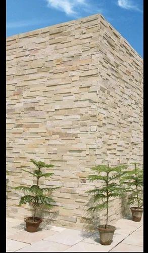 Exterior Stone Cladding