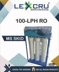 100 LPH RO Plant (JB100)