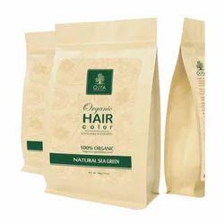 Natural Sea Green Hair Color