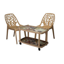 Chair Set With Table