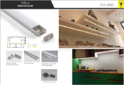 Led Aluminum Profile JVB002