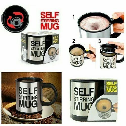 86629a1f1a0 Self Stirring Mug